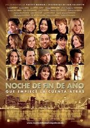 noche de fin de ano movie poster cartel pelicula