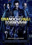 run all night una noche para sobrevivir poster cartel trailer estrenos de cine