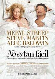 No Es Tan Fácil (2009) de Nancy Meyers