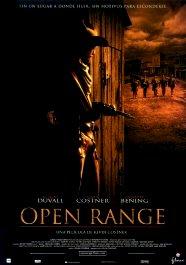 Open Range (2003) de Kevin Costner - Crítica - El Criticon