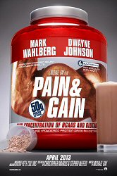 pain and gain poster cartel