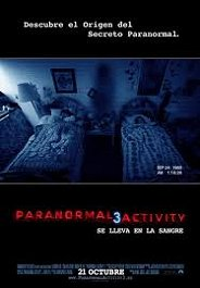 paranormal activity 3 cartel poster