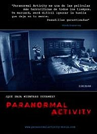 paranormal activity cartel poster