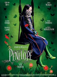 penelope movie poster cartel pelicula review critica