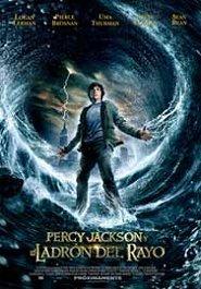 Percy Jackson y El Ladrón Del Rayo (2010) de Chris Columbus