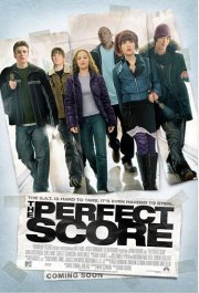 brian robbins the perfect score poster cartel