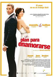 un plan para enamorarse cartel movie love wedding pelicula poster