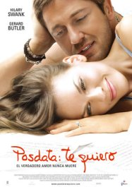 posdata te quiero cartel pelicula movie poster ps i love you