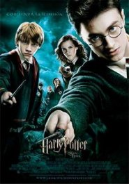 harry potter y la orden del fenix cartel
