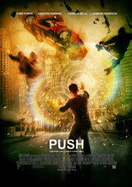 push cartel pelicula movie poster