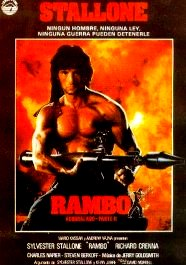 rambo cartel pelicula movie poster review