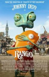 rango cartel poster movie pelicula review
