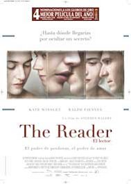 el lector the reader movie poster cartel critica pelicula