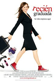 recien graduada cartel movie pelicula post grad poster