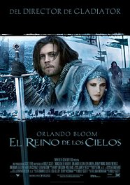 el reino de los cielos movie pelicula cartel poster review kingdom of heaven