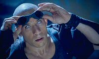 riddick movie poster review vin diesel