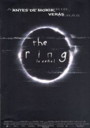 the ring movie review cartel poster pelicula la senal