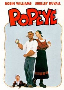 robin williams popeye cartel pelicula