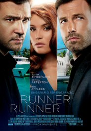 Runner runner movie poster review pelicula cartel