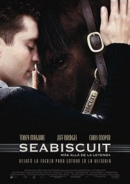 seabiscuit movie review william h macy cartel poster