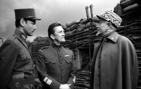 foto senderos de gloria kirk douglas paths of glory