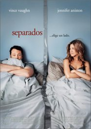 separados the break up movie cartel pelicula poster