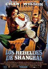 los rebeldes de shanghai cartel pelicula knights movie poster