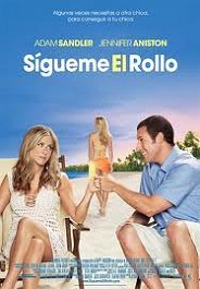 sigueme el rollo cartel pelicula movie poster just go with it