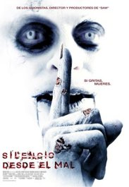 silencio desde el mal movie poster review dead silence