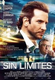 sin limites cartel pelicula movie poster