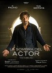 la sombra del actor poster cartel trailer estrenos de cine