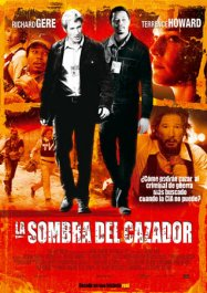la sombra del cazador pelicula cartel poster the hunting party
