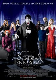 sombras tenebrosas cartel poster dark shadows movie review
