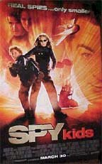 spy kids poster sinopsis critica