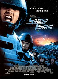 starship troopers cartel poster pelicula movie review