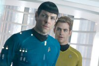 star trek oscuridad chris pine zachary quinto review fotos images darkness