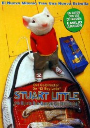 stuart little cartel poster