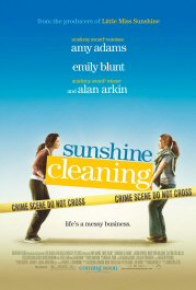 sunshine cleaning poster cartel película