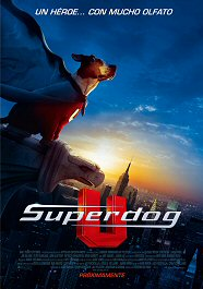 superdog cartel poster movie película underdog