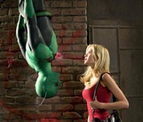 superhero movie sara paxton fotos images