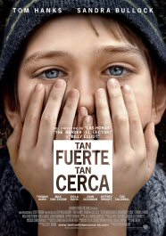 tan fuerte tan cerca cartel poster extremely loud and incredible close