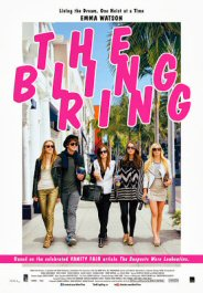 the bling ring cartel pelicula movie poster