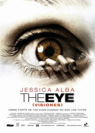 the eye visiones movie poster review critica