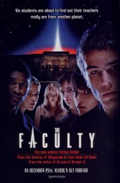 the faculty movie poster cartel pelicula