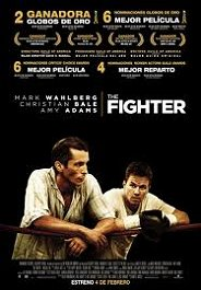 the fighter cartel poster pelicula movie