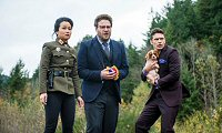 the interview critica pelicula movie review