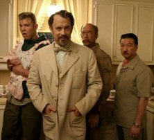 the ladykillers movie review tom hanks