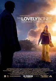 the lovely bones poster cartel movie pelicula review