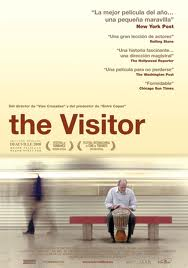 the visitor cartel critica pelicula