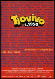 tiovivo c 1950 movie poster cartel